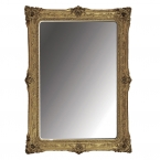 Large Genevieve French Mirror