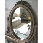 Antoinette Oak French Dressing Table (Image 4) by The French Bedroom Company