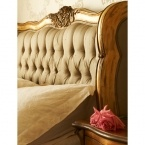 Versailles Luxury Upholstered Bed (Image 2)