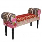 Romany Love Seat (Image 2) by The French Bedroom Company