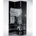 Café de Paris Dressing Screen (Image 2) by The French Bedroom Company