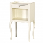 Bon Bon Cream Bedside Table