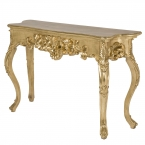 Gaga Gold Console Table