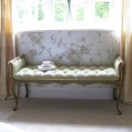 Versailles Damask Foot End