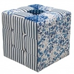 French Blue Cube