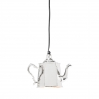 Darjeeling Darling Teapot Ceiling Light