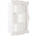 Arthouse Cluster Shelves in White (Image 4) by The French Bedroom Company