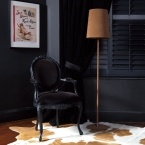 Coffee Culture Floor Lamp