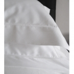 French Ladder White Bed Linen