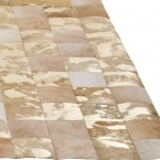Midas Touch Hide Giant Patchwork Rug (Image 4)