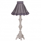 Can-Cannes Table Lamp in French Grey (Image 3)