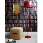 Lacey Scarlet Red Floor Lamp
