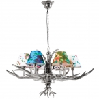 Hunting by Design Antler Chandelier