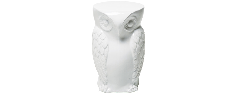 Wise Owl Stool