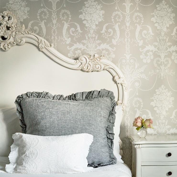 The French Bedroom Company - Dreaming of Provence. white French Painted Furniture