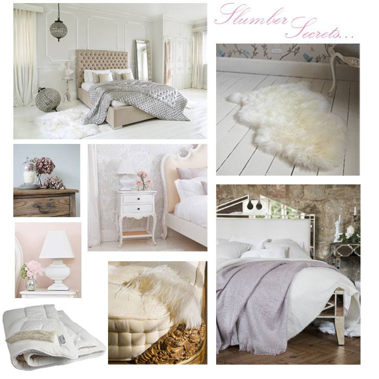 The French Bedroom Company Blog, Sleep Edit - the girls give their tips on how to get a good nights sleep including their lovely french beds, bedside tables, shabby chic bedroom and romantic bedrooms