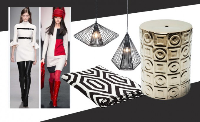 Get The London (Fashion Week) Look - in Your Home