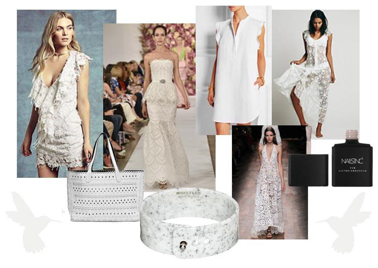 Blanc Canvas Blog, Fashion must-haves in beautiful whites