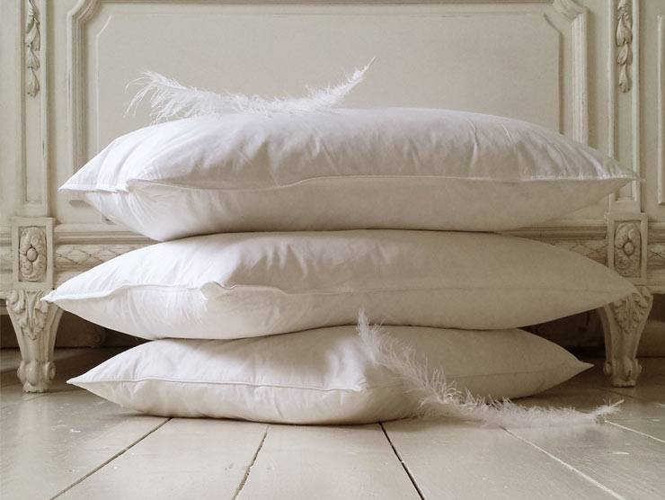 The French Bedroom Company Blog, How to Keep your bed fresh, luxurious feather bedding and pillows