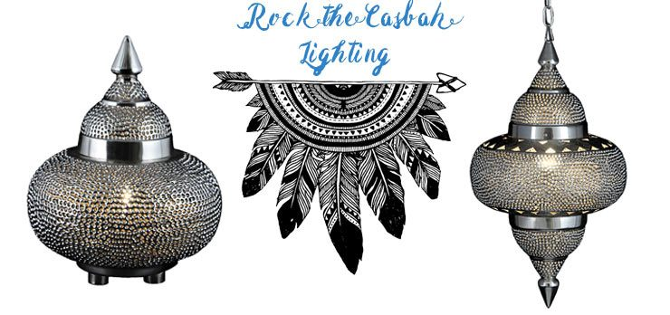 How to: Create a beautiful boho rock the casbah lighting