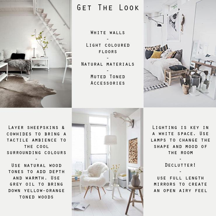 Blanc Canvas Blog about whites, how to; scandi schic