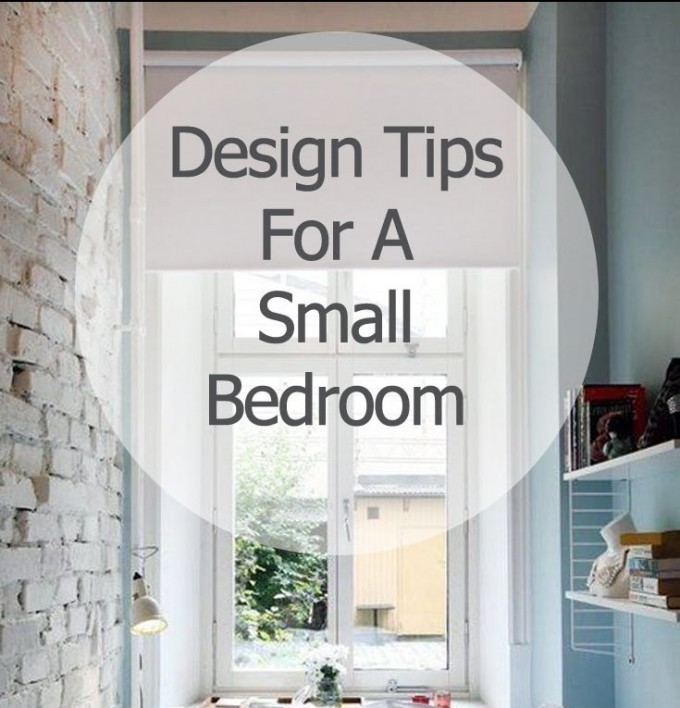 Design Tips for A Small Bedroom