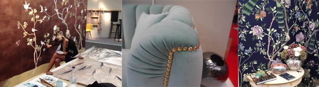 The French Bedroom Company, Decorex International Trend Report Blog, Luxury Interiors Trend