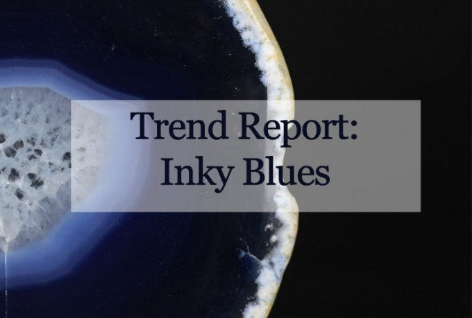 Trend Report: Inky Blue