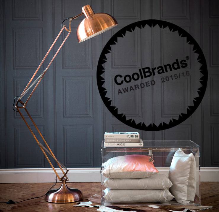 The French Bedroom Company Blog, Cool Brands Award
