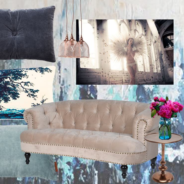 The French Bedroom Company Blog, Trend Report: Inky Blues