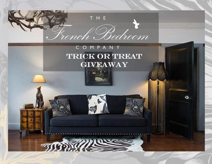 The French Bedroom Company Blog - Halloween 2015, Stylish Halloween ideas
