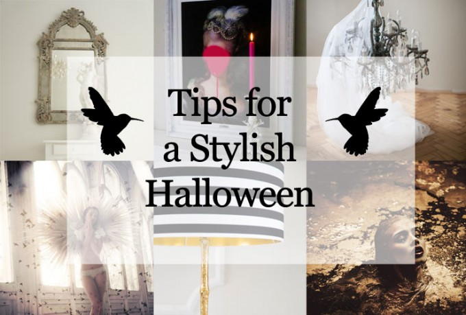 Tips for a Stylish Halloween