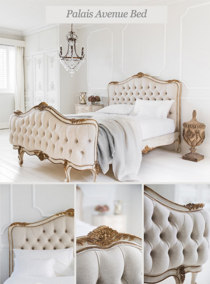 Our Debutantes: Our Beautiful New French Style Beds