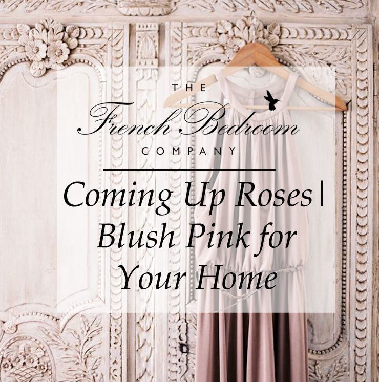 Blush Pink French Bedroom