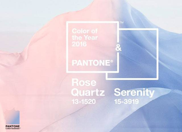 The French Bedroom Company Blog, Pantone's Colours of the Year 2016 Rose Quartz & Serenity Blue. Blush pink and blue home inspiration ideas
