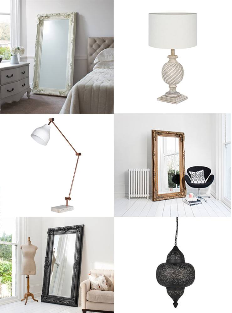 The French Bedroom Company Blog, New Year New Products 2016. Interior Trends for 2016 moodboard including keywords, materials, colours. Luxury, artisan, gold, brass, marble, pink, blue, pantone, blush, white, silk, wool, unfinished wood, raw. Fashion for your home