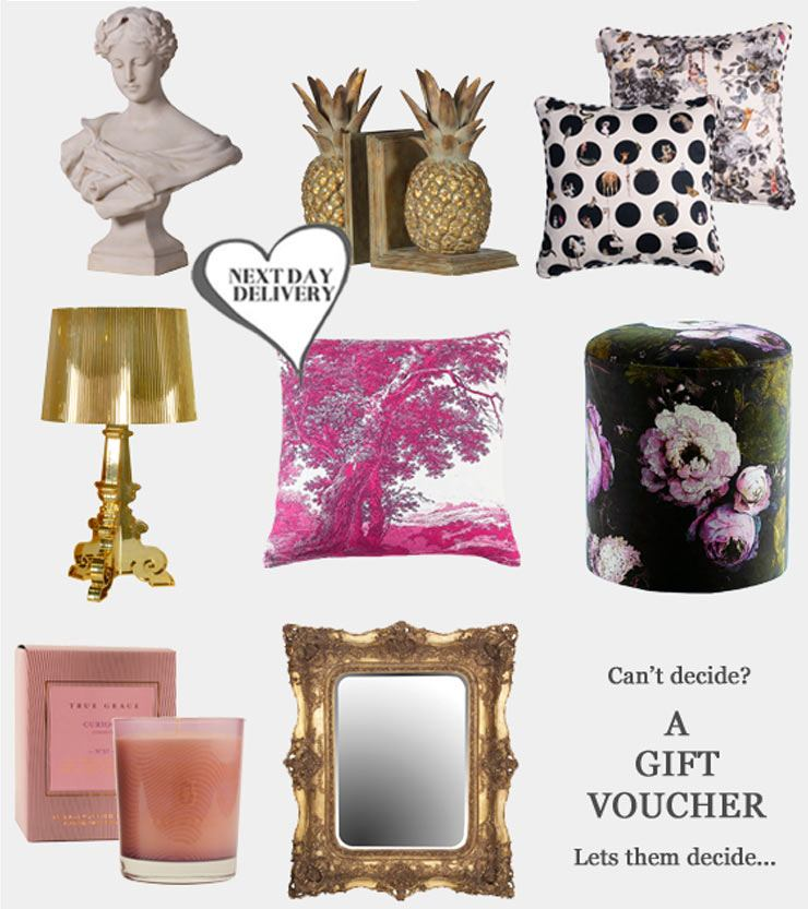 The French Bedroom Company Blog, Valentines Day gift list - things we're loving for inspirational valentines presents