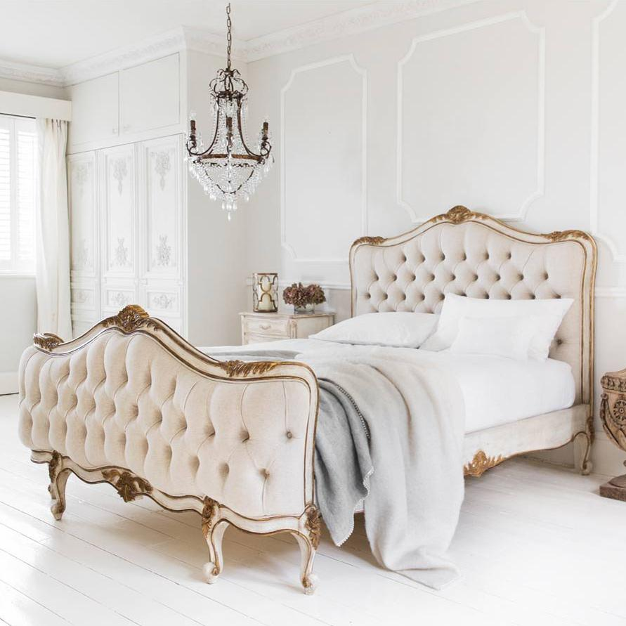 The French Bedroom Company Blog, tenth Birthday Blogger Takeover. Our Top interiors bloggers and influencers give us their personal home style, their dream bedroom and their favourite French Bedroom Company piece of all time.