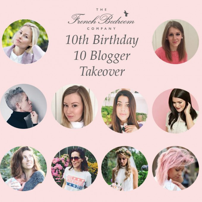10th Birthday Blogger Takeover