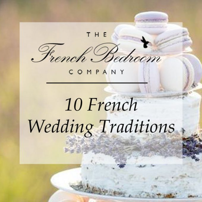 10 French Wedding Traditions