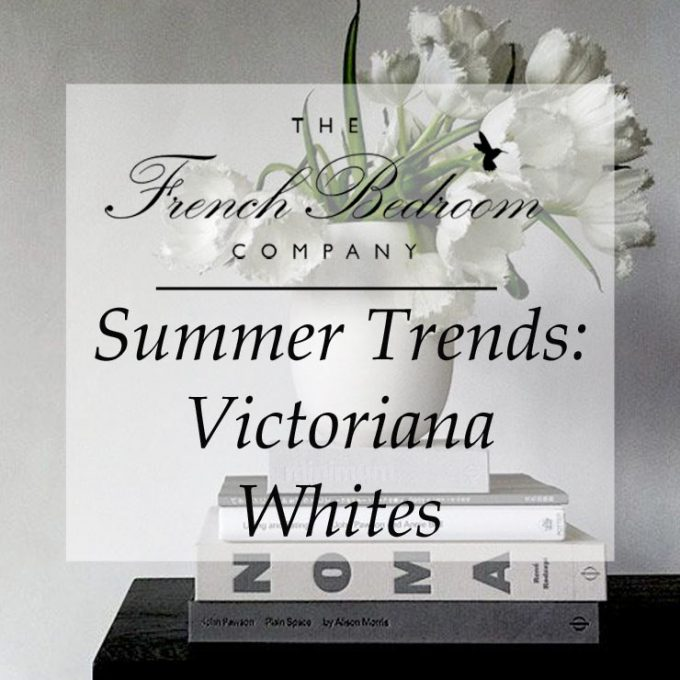 Summer Trends: Victoriana Whites