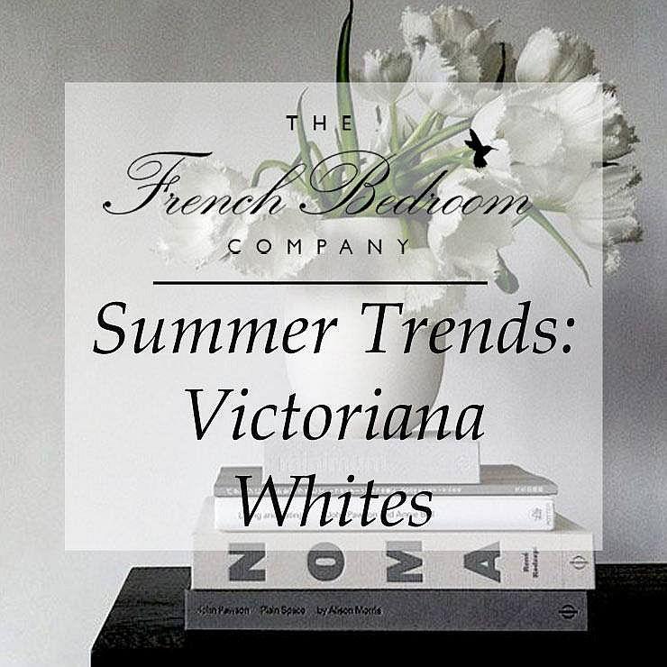 Victoriana Whites Summer trend