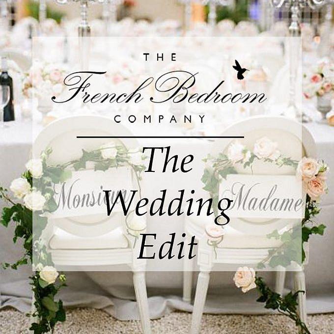 The Wedding Edit