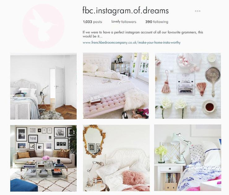 our instagram of dream