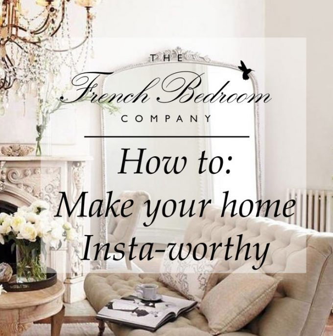 How To: Make Your Home Insta-Worthy