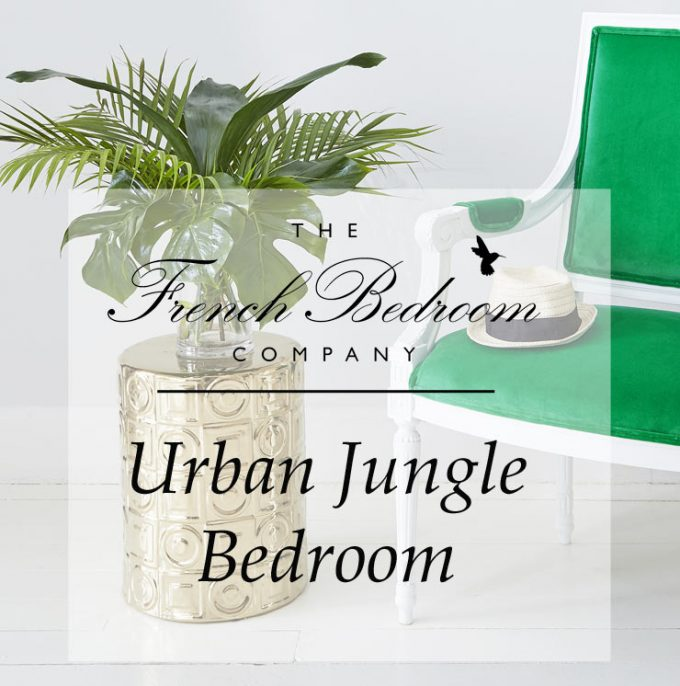 Urban Jungle Bedroom