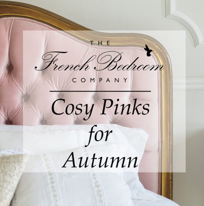 Cosy Pinks for Autumn
