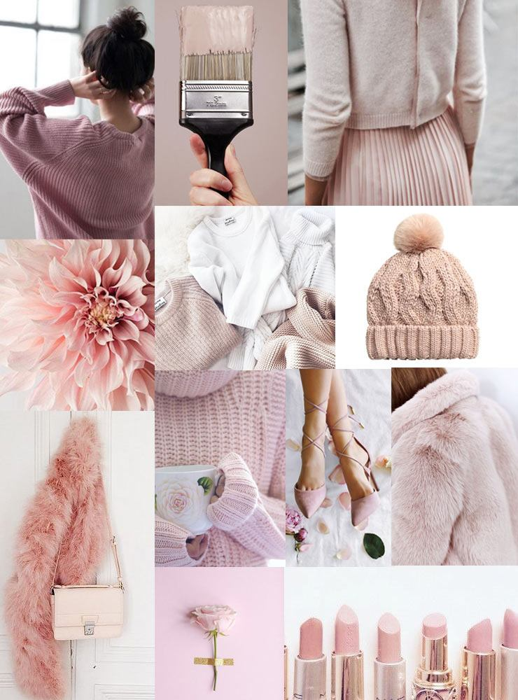 Cosy Pink Accessories