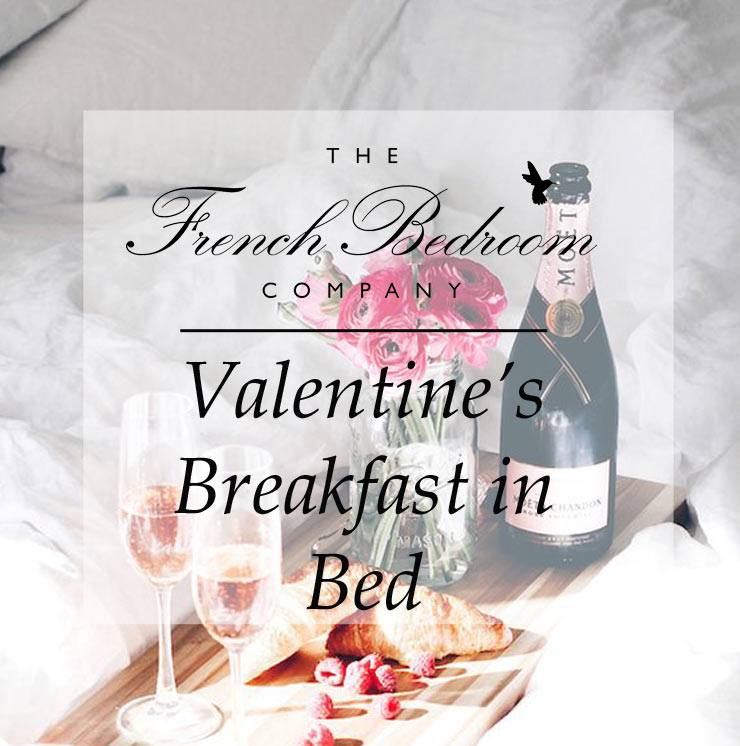 Recipe for Valentine's Breakfast in Bed