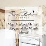 Meet Madame Mathieu | Blogger of the Month March